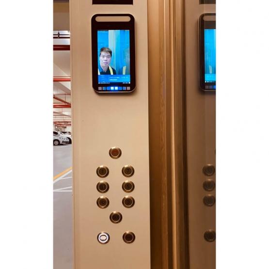 人臉電梯控制器